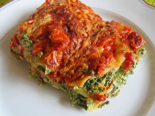 vegetarische lasagne mit k seso e rezepte suchen. Black Bedroom Furniture Sets. Home Design Ideas